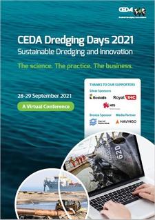 Titelblatt CEDA Dredging Days 21